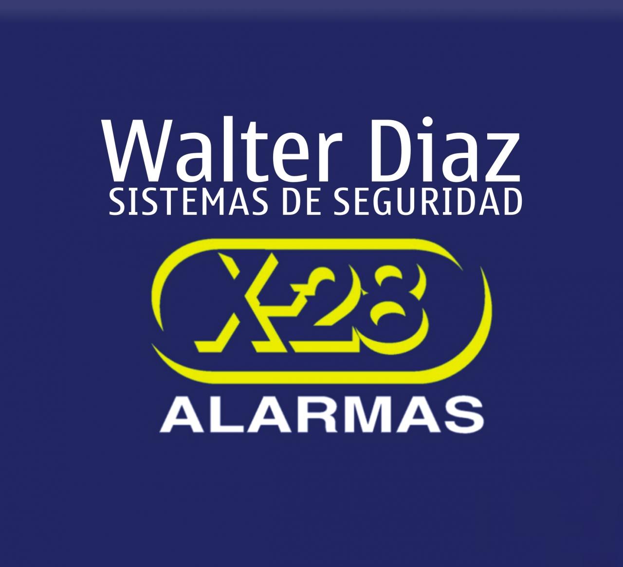 WALTER DIAZ / ALARMAS X28 / SISTEMAS DE SEGURIDAD / AUTOMATIZACIONES / MONITOREO DE ALARMAS / AGENT