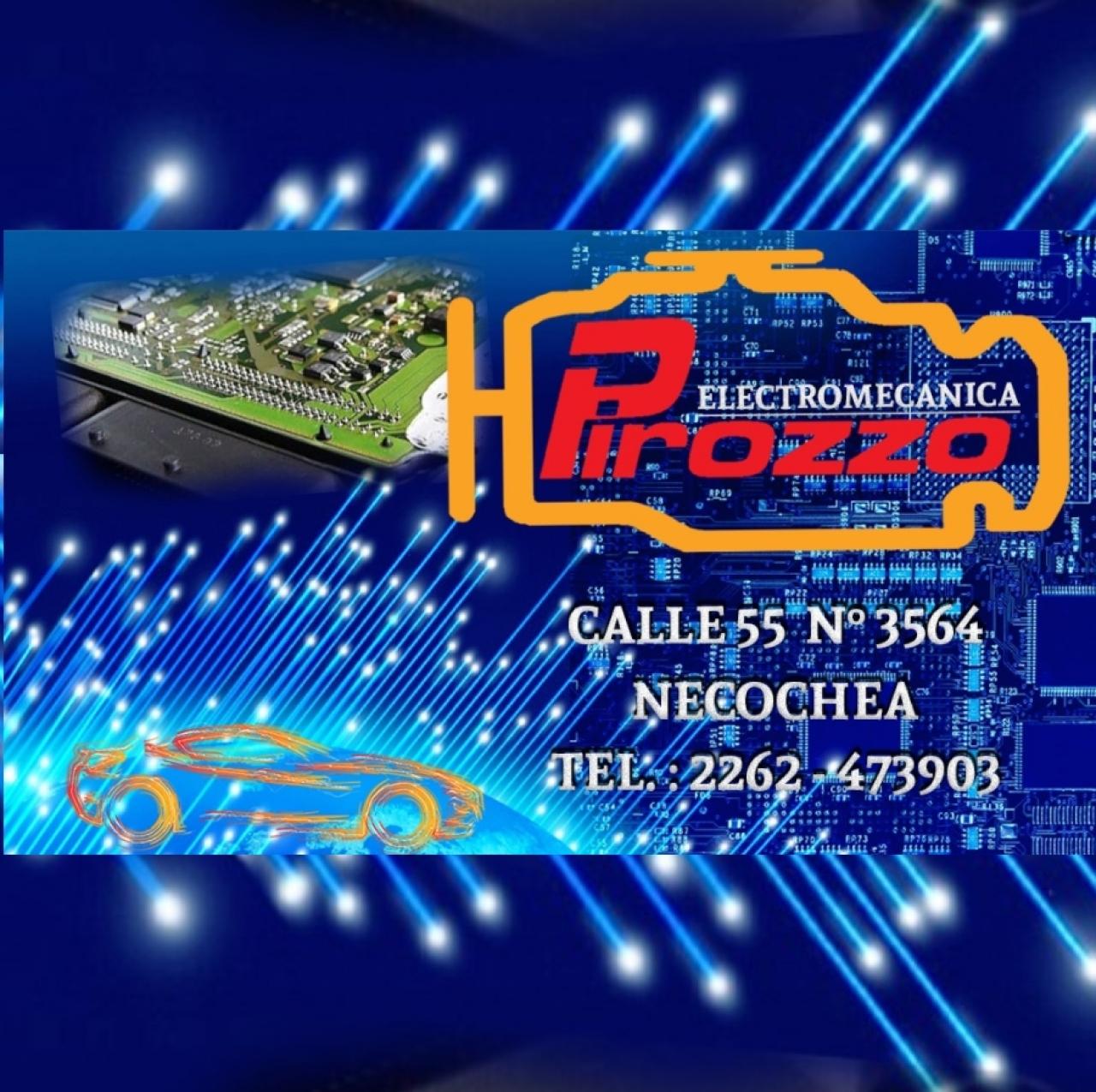 PIROZZO ELECTRICIDAD INYECCION DIAGNOSTICO COMPUTARIZADO SCANNER ELECTROMECANICA TALLER