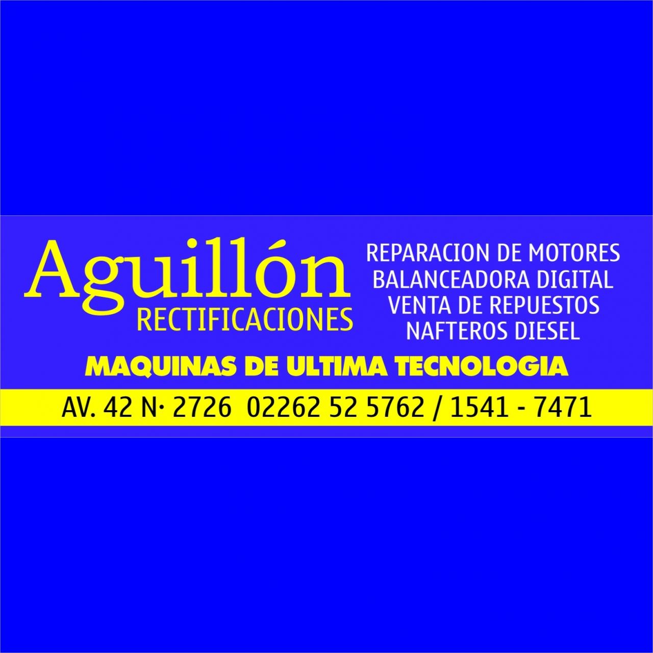 AGUILLON RECTIFICACIONES BALANCEADORA REPUESTOS REPARACION JUNTAS TAPAS AROS PISTONES CORREAS