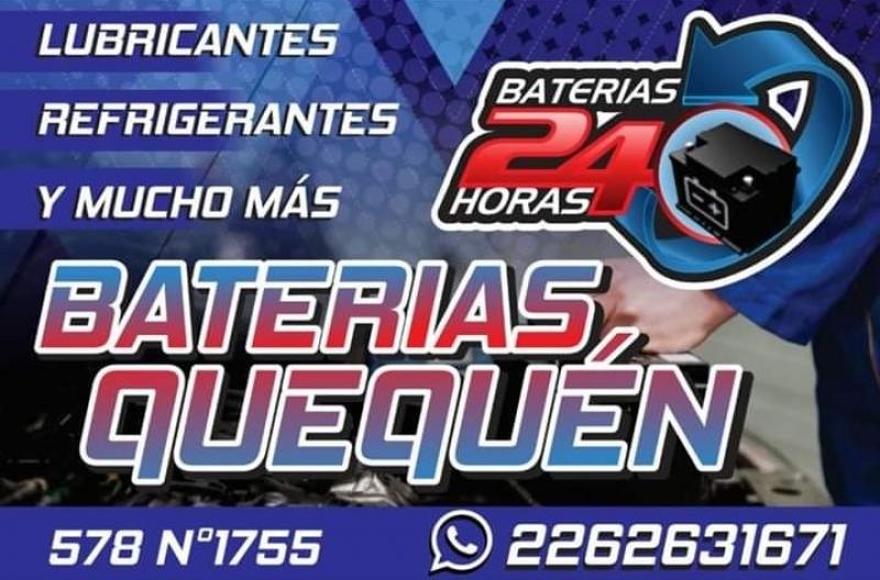 Baterias Quequén