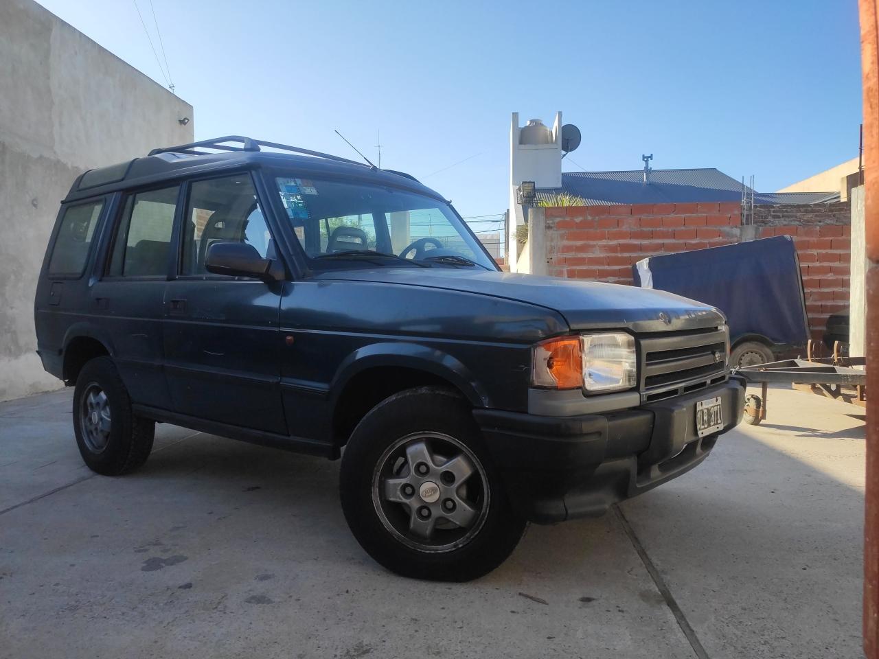Vendo/permuto Land Rover Discovery modelo 1995