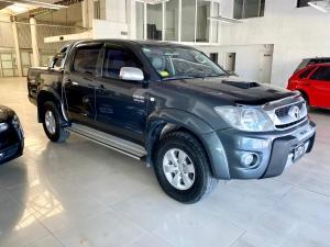 Toyota Hilux SR-v AT cuero