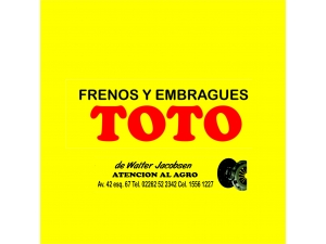 TOTO EMBRAGUES