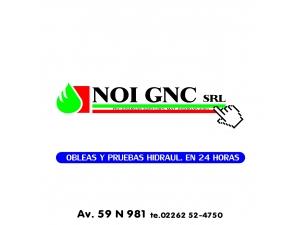 NOI GNC EQUIPOS TALLER REPUESTOS OBLEAS Y PRUEBAS HIDRAULICAS EN 24 HORAS